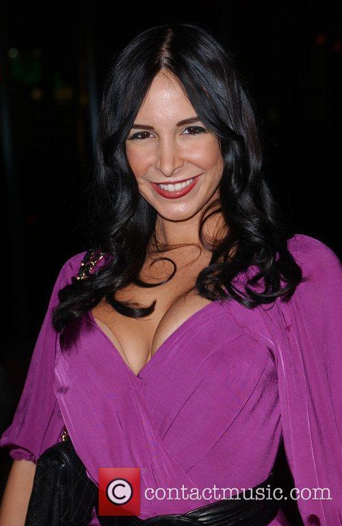 Myra Veronica LA Premiere of 'Sleepwalking' held at...