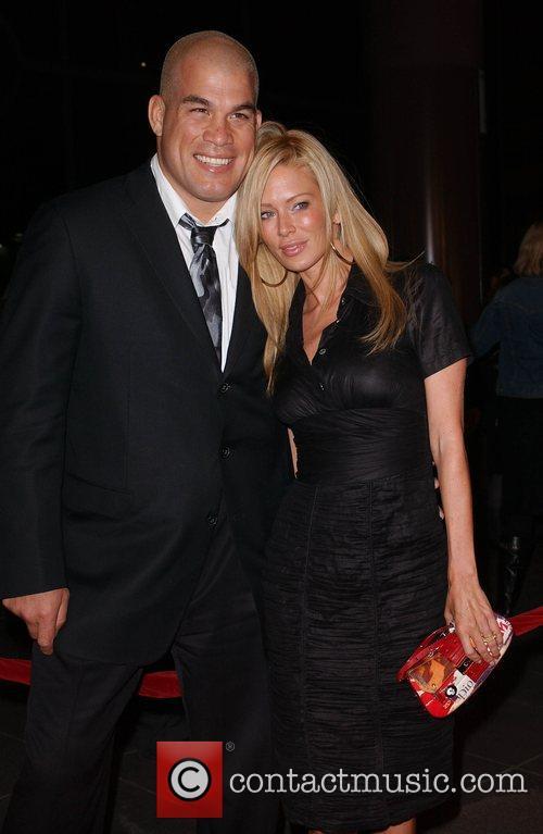 Tito Ortiz and Jenna Jameson LA Premiere of...