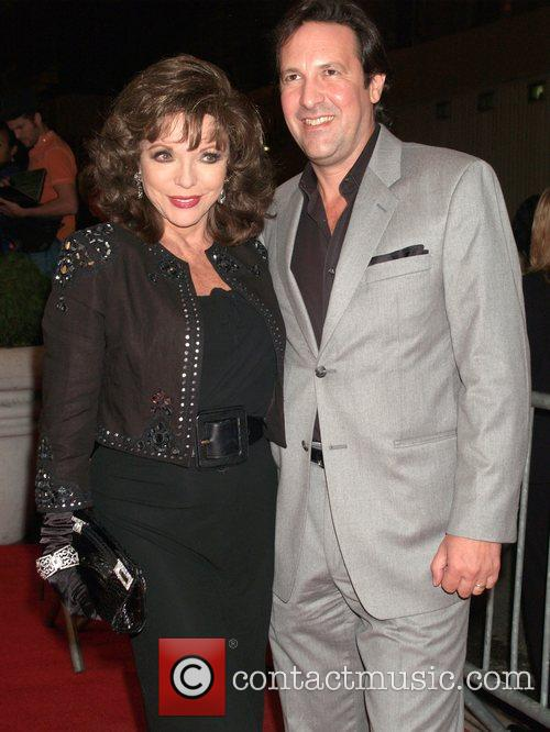 Joan Collins and Percy Gibson 3