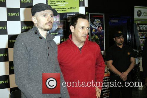 Billy Corgan and Jimmy Chamberlin 3