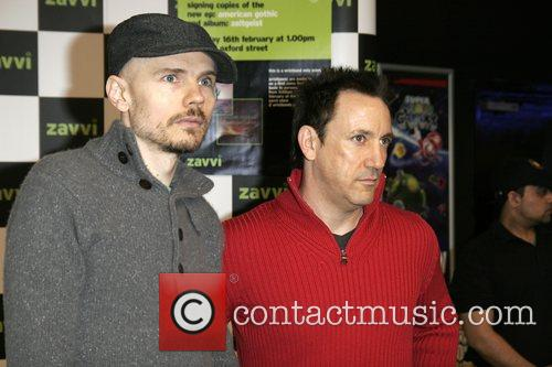 Billy Corgan and Jimmy Chamberlin 4