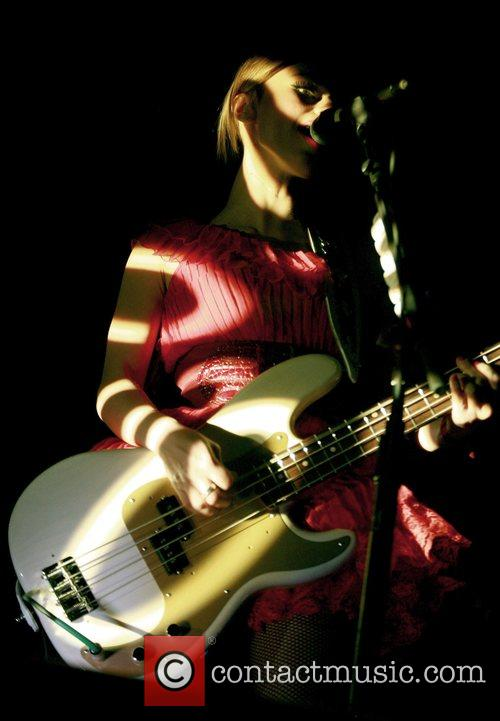 Smashing Pumpkins perform at the Nottingham Arena as...