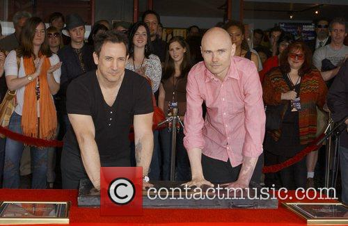 Jimmy Chamberlin and Smashing Pumpkins