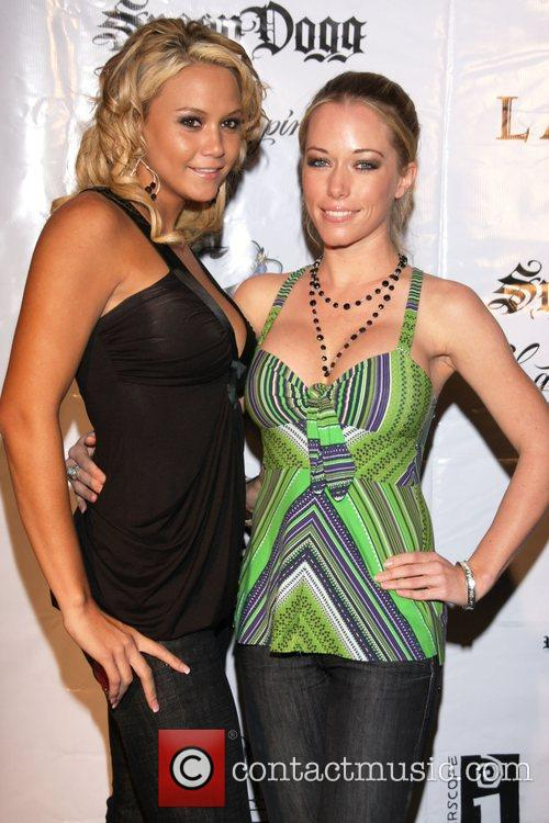 Lindsay Wagner and Kendra Wilkinson MySpace celebrates the...