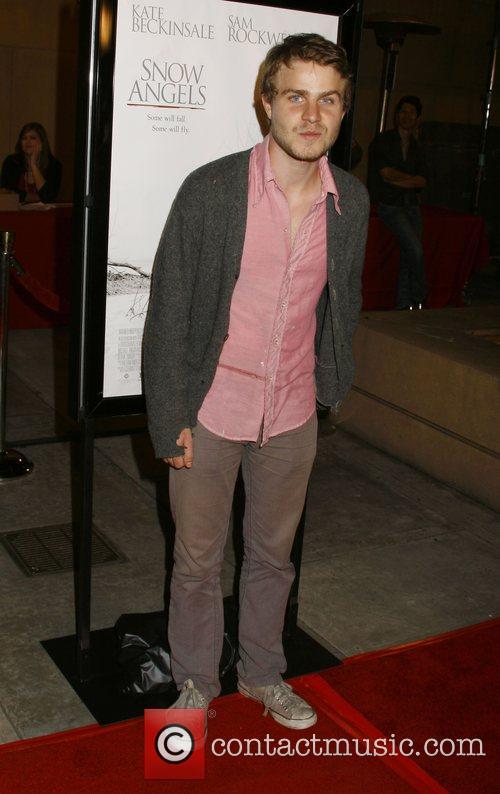 Brady Corbet Los Angeles premiere of 'Snow Angels'...