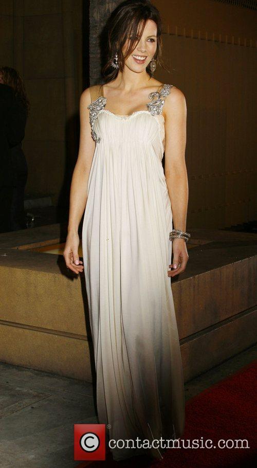 Kate Beckinsale Los Angeles premiere of 'Snow Angels'...