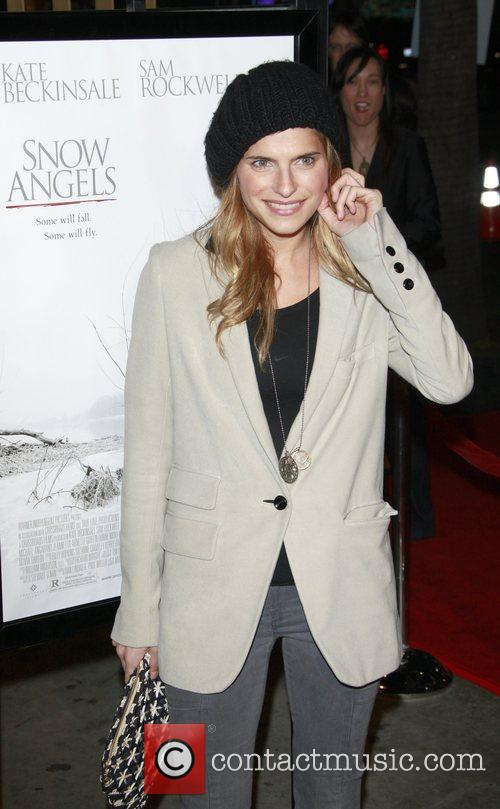 Lake Bell  Los Angeles premiere of 'Snow...