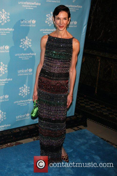 Amy Fine Collins The 2007 UNICEF Snowflake Ball...