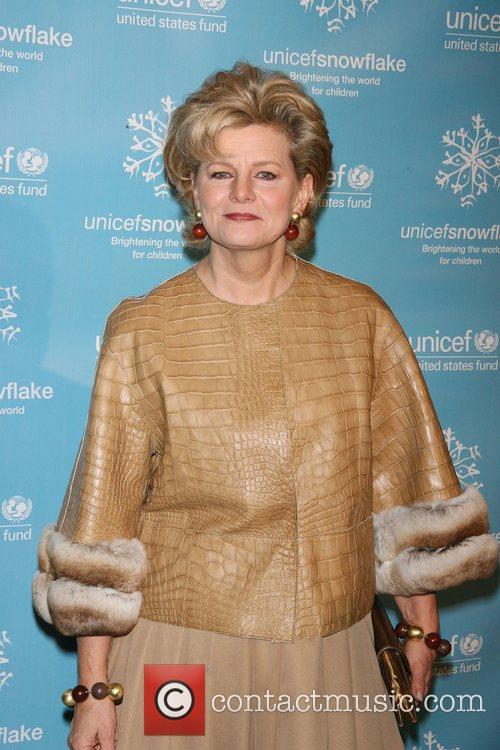 Charlotte Moss The 2007 UNICEF Snowflake Ball at...