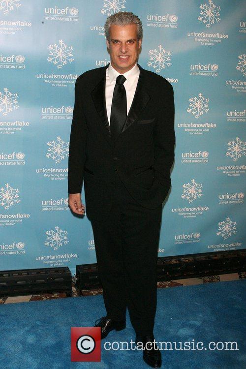 Eric Ripert The 2007 UNICEF Snowflake Ball at...