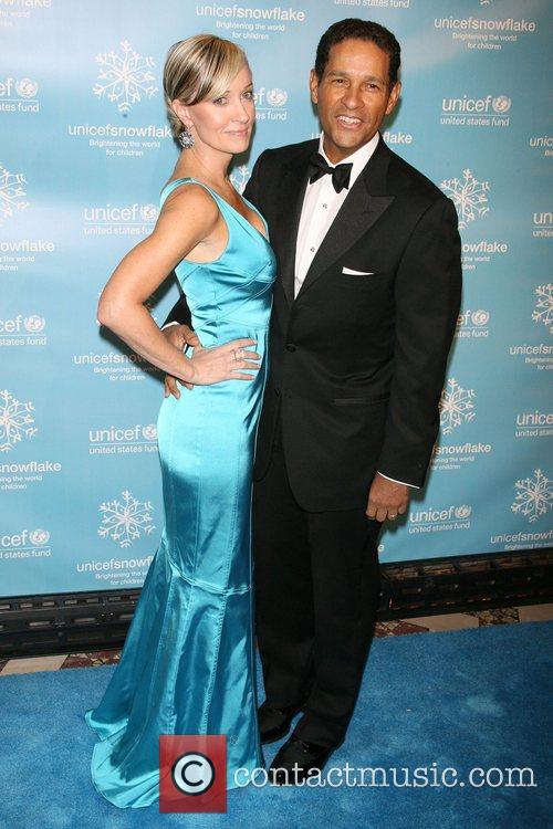 Hilary Gumbel, Bryant Gumbel The 2007 UNICEF Snowflake...