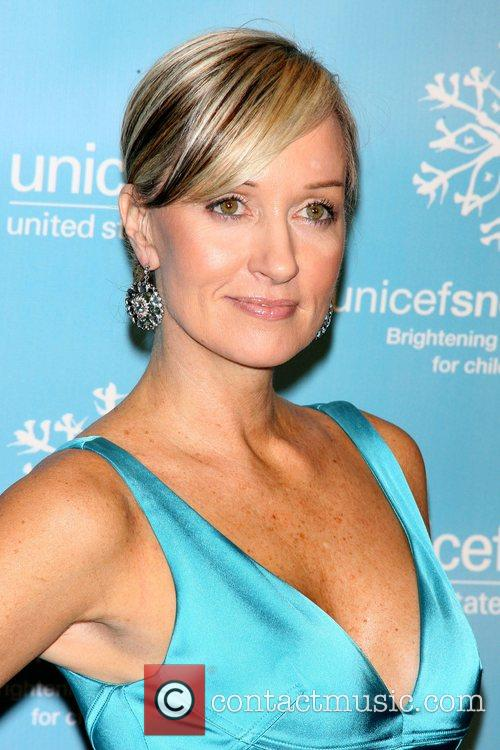 Hilary Gumbel The 2007 UNICEF Snowflake Ball at...