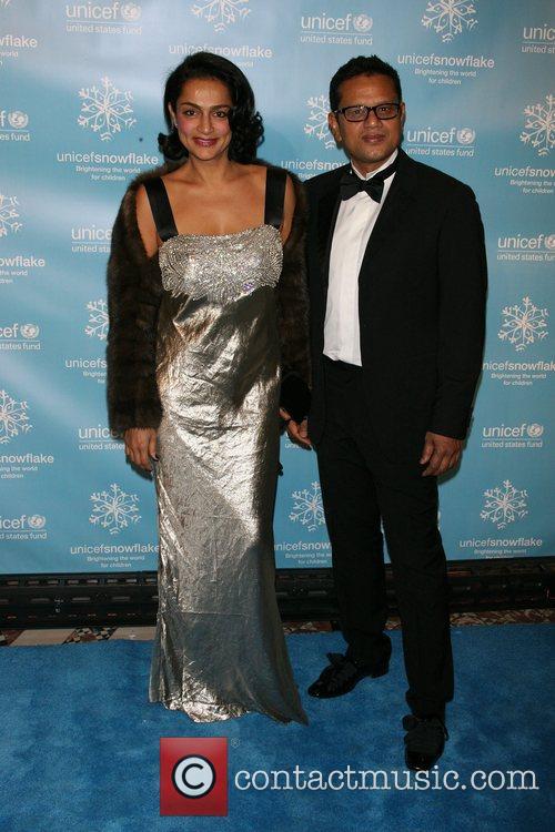 Naeem Khan The 2007 UNICEF Snowflake Ball at...
