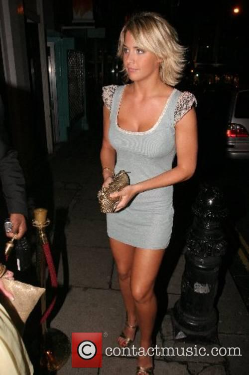 British Soap Awards aftershow party - arrivals held...