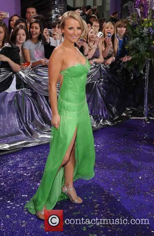Carley Stenson The Soap Awards at the BBC...
