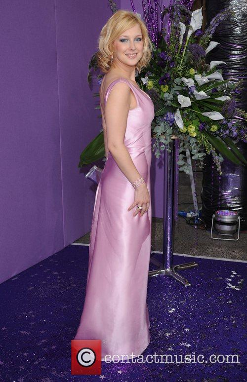 Gemma Bissix The Soap Awards at the BBC...