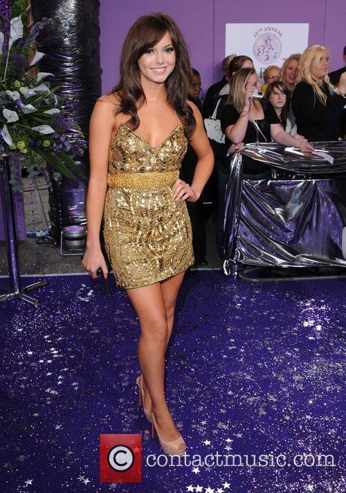Hannah Tointon The Soap Awards at the BBC...