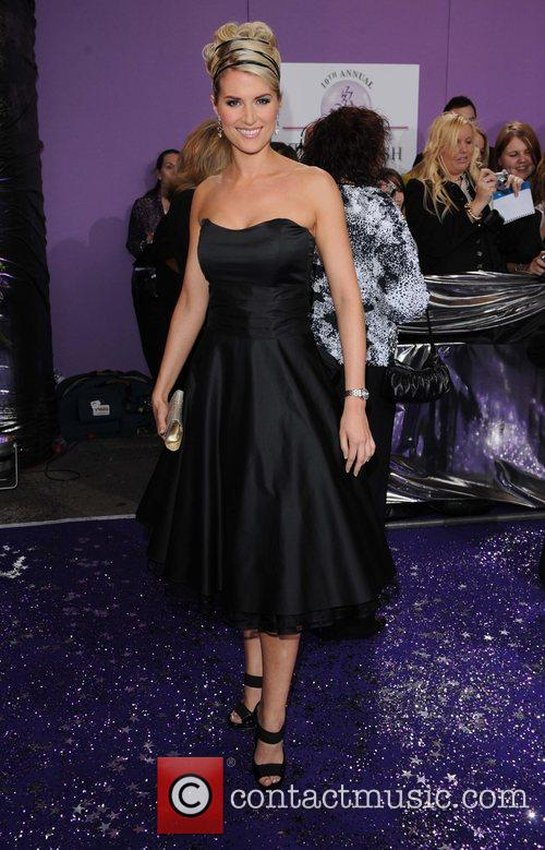 Sarah Dunne The Soap Awards at the BBC...