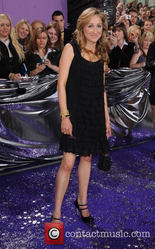 Charlotte Bellamy The Soap Awards at the BBC...