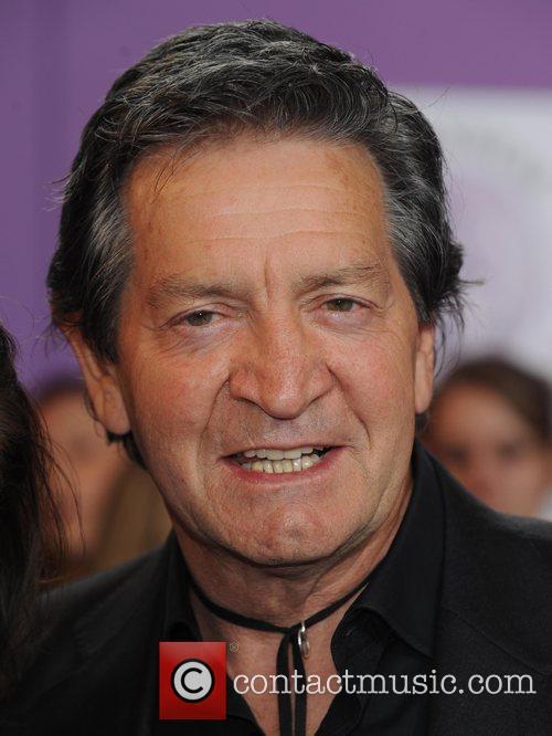Patrick Mower The Soap Awards at the BBC...