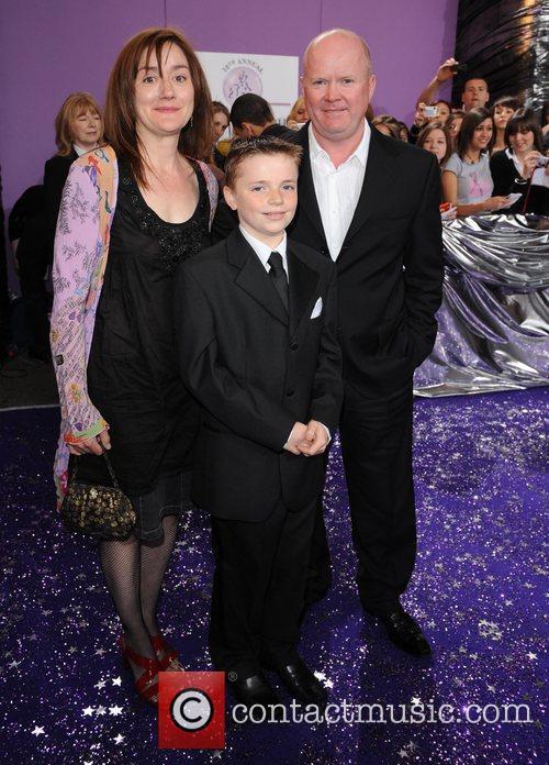Sophie Thompson and Steve McFadden The Soap Awards...
