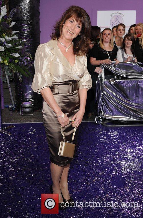 Deena Payne The Soap Awards at the BBC...