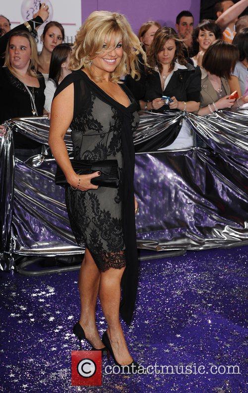 Emily Symons The Soap Awards at the BBC...