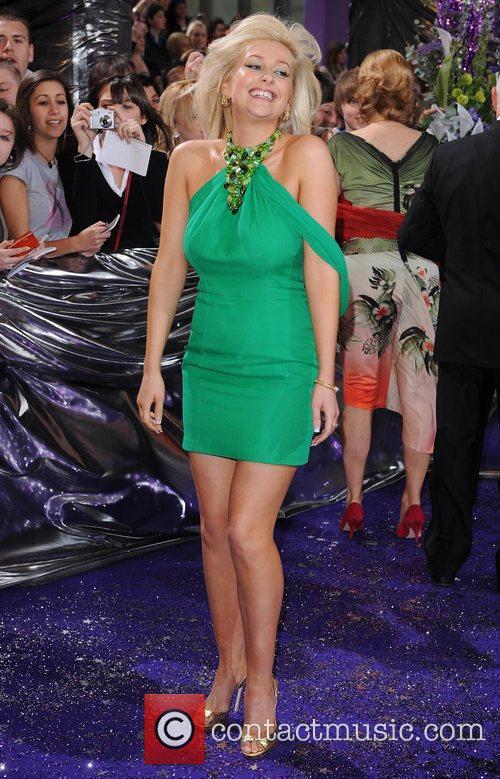 Gemma Merna  The Soap Awards at the...