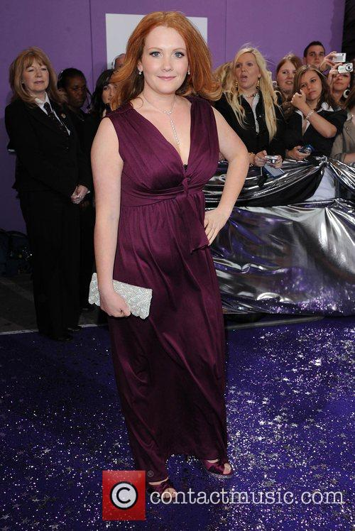 Jennie McAlpine The Soap Awards at the BBC...