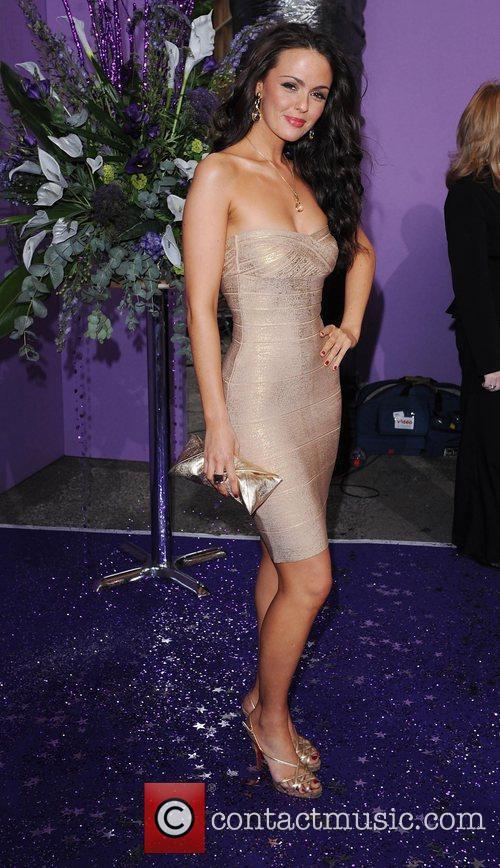 Jennifer Metcalfe  The Soap Awards at the...