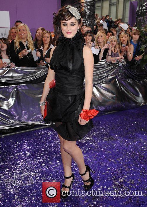 Loui Batley The Soap Awards at the BBC...