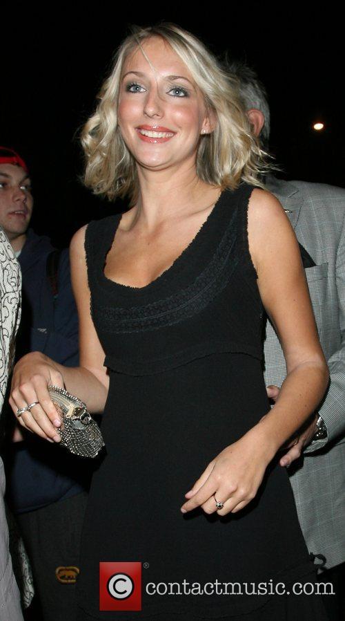Ali Bastian,  Inside Soap Awards 2007 -...