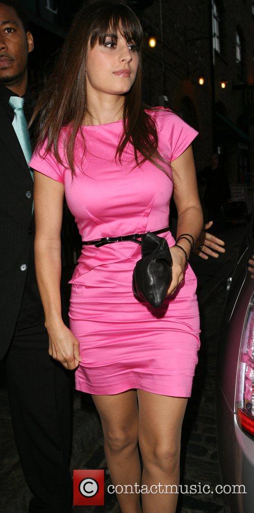 Guest Inside Soap Awards 2007 - Departures held...
