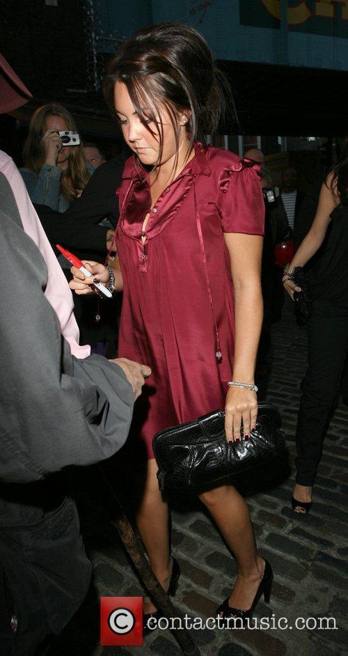 Lacey Turner,  Inside Soap Awards 2007 -...