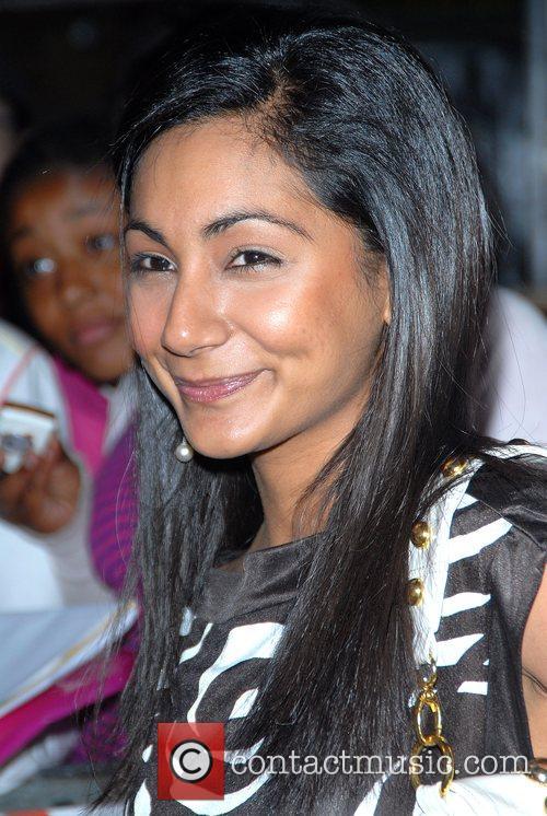 Babita Pohoomull Inside Soap Awards 2007 held at...