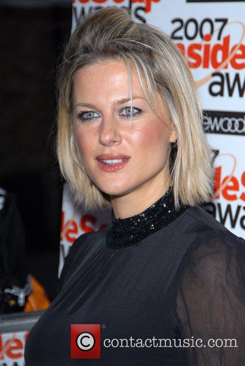 Georgina Bouzova Inside Soap Awards 2007 held at...