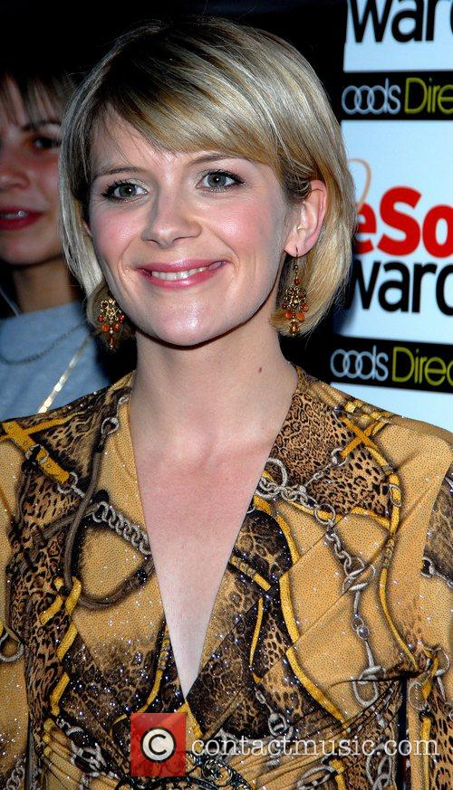 Jane Danson Inside Soap Awards 2007 held at...