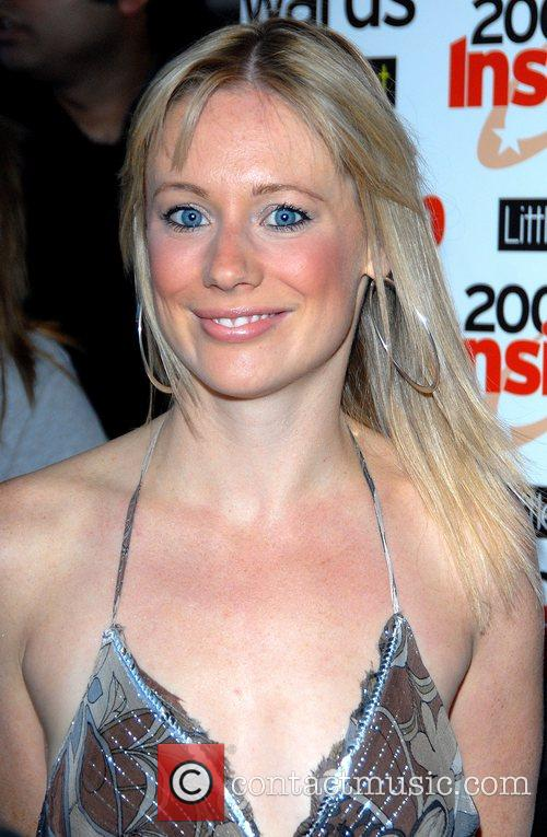 Kellie Shirley Inside Soap Awards 2007 held at...