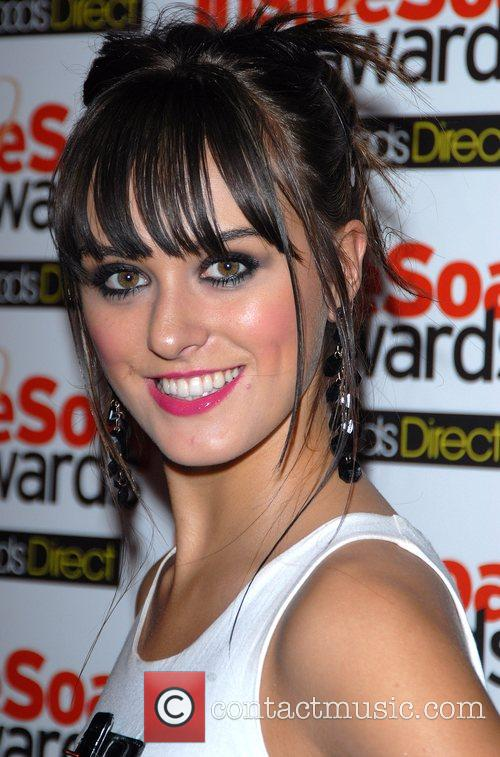 Loui Batley Inside Soap Awards 2007 held at...