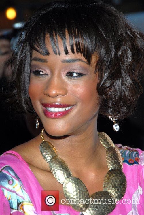 Tiana Benjamin Inside Soap Awards 2007 held at...