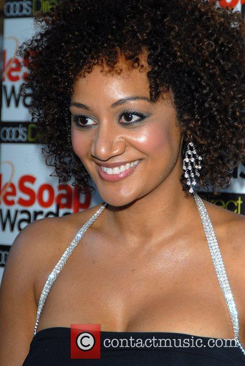 Tupele Dorgu Inside Soap Awards 2007 held at...