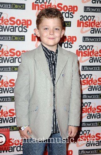 Ellis Hollins Inside Soap Awards 2007 held at...