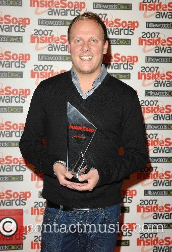 Antony Cotton Inside Soap Awards 2007 held at...