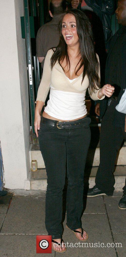 Jennifer Metcalfe and Hollyoaks 1