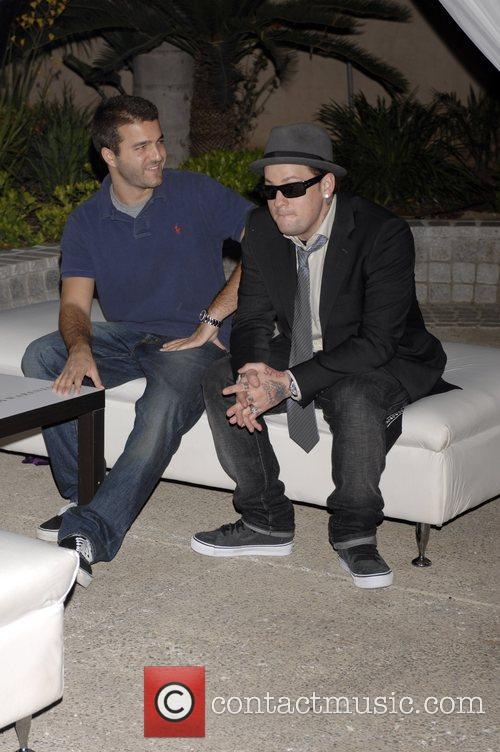 Joel Madden Sober Day USA 2008 hosted by...