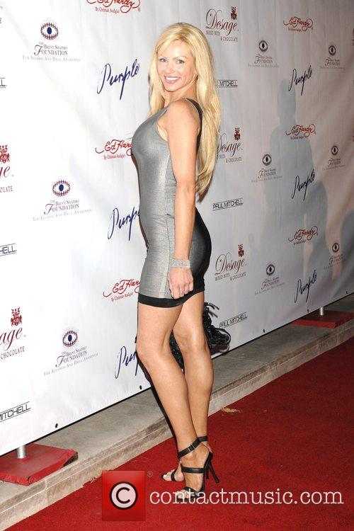 Nikki Ziering Sober Day USA 2008 hosted by...
