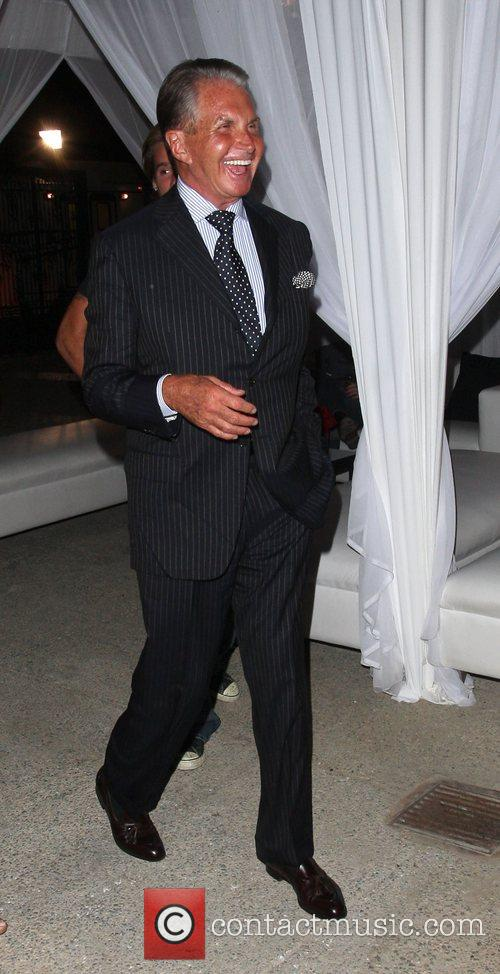 George Hamilton Sober Day USA 2008 hosted by...