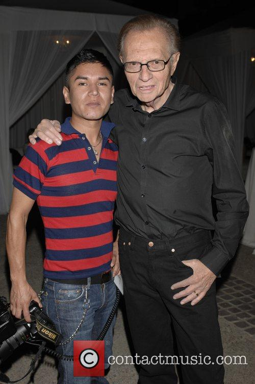 Luis and Larry King Sober Day USA 2008...