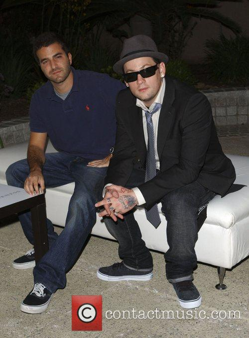 Benji Madden and guest Sober Day USA 2008...