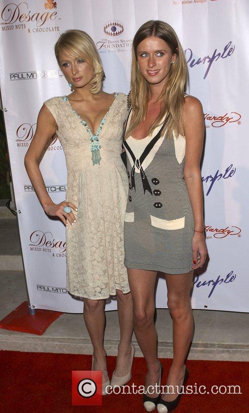 Paris Hilton and Nicky Hilton  Sober Day...